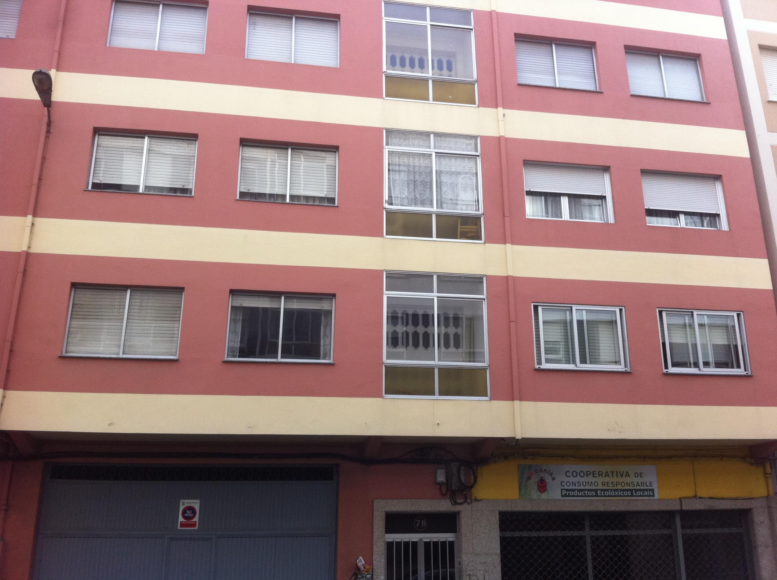 Luminoso piso en Ferrol
